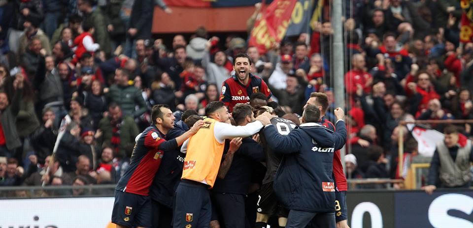 Bessa Genoa squadra gruppo