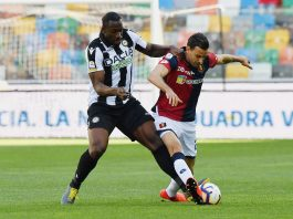 Okaka Radovanovic Udinese