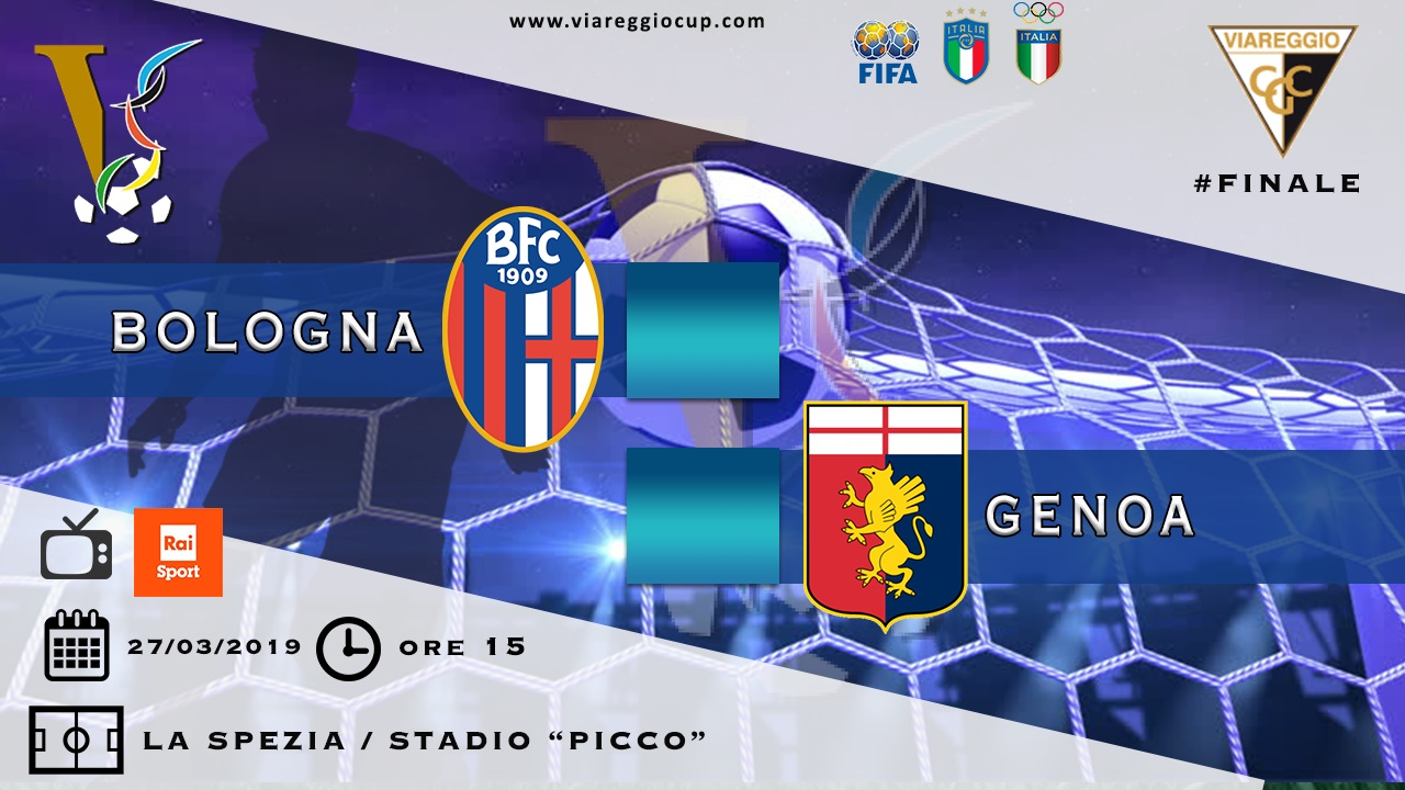 Bologna-Genoa Viareggio