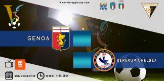 Genoa-Berekum Chelsea