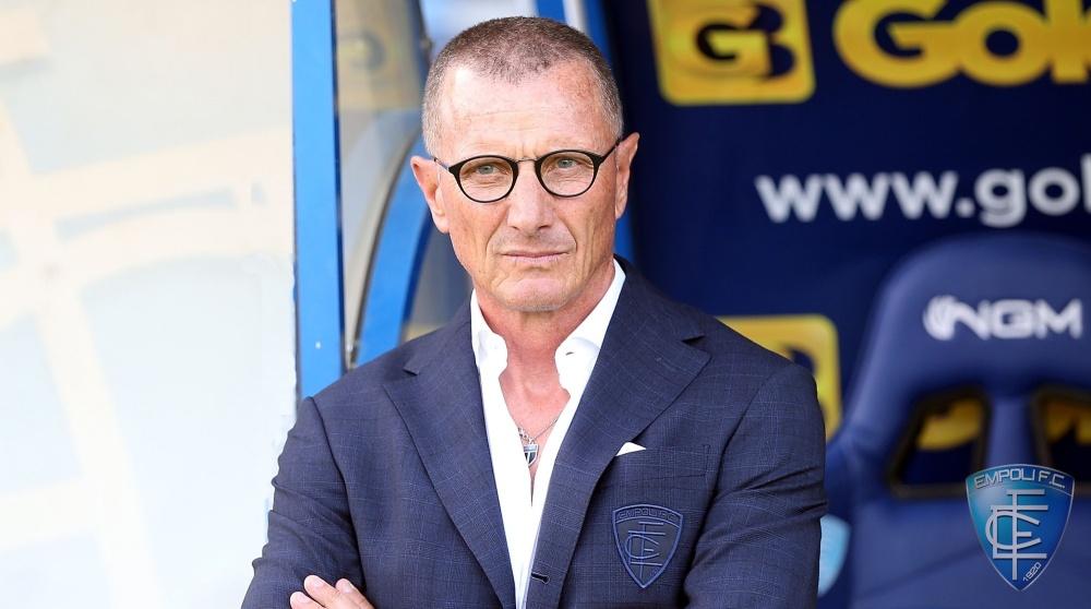 Aurelio Andreazzoli torna ad allenare l'Empoli in Serie A