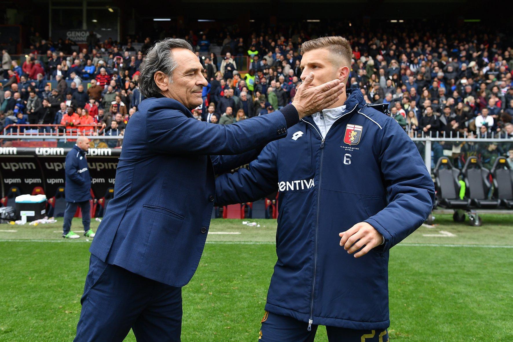 Genoa, un pari che non serve a nulla