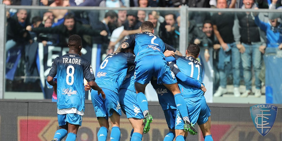 L'Empoli batte il Torino, Genoa terzultimo. A Firenze sarà scontro salvezza