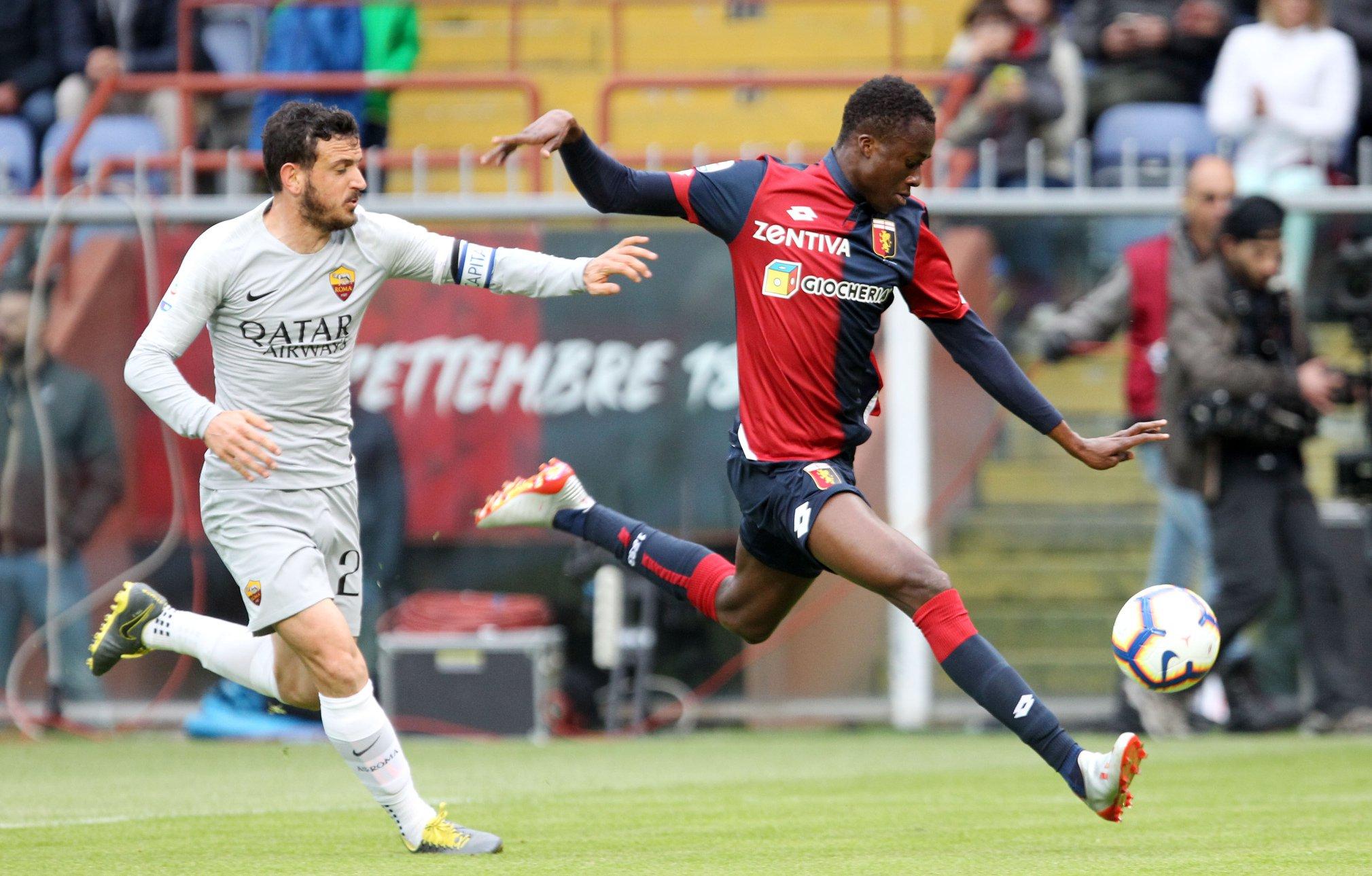 Atalanta, 2-1 al Genoa e Champions più vicina