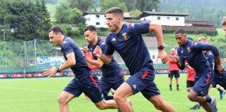 Ghiglione Genoa Romulo Grifone