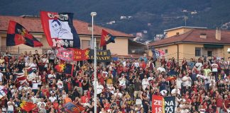 Virtus Entella-Genoa Genoa