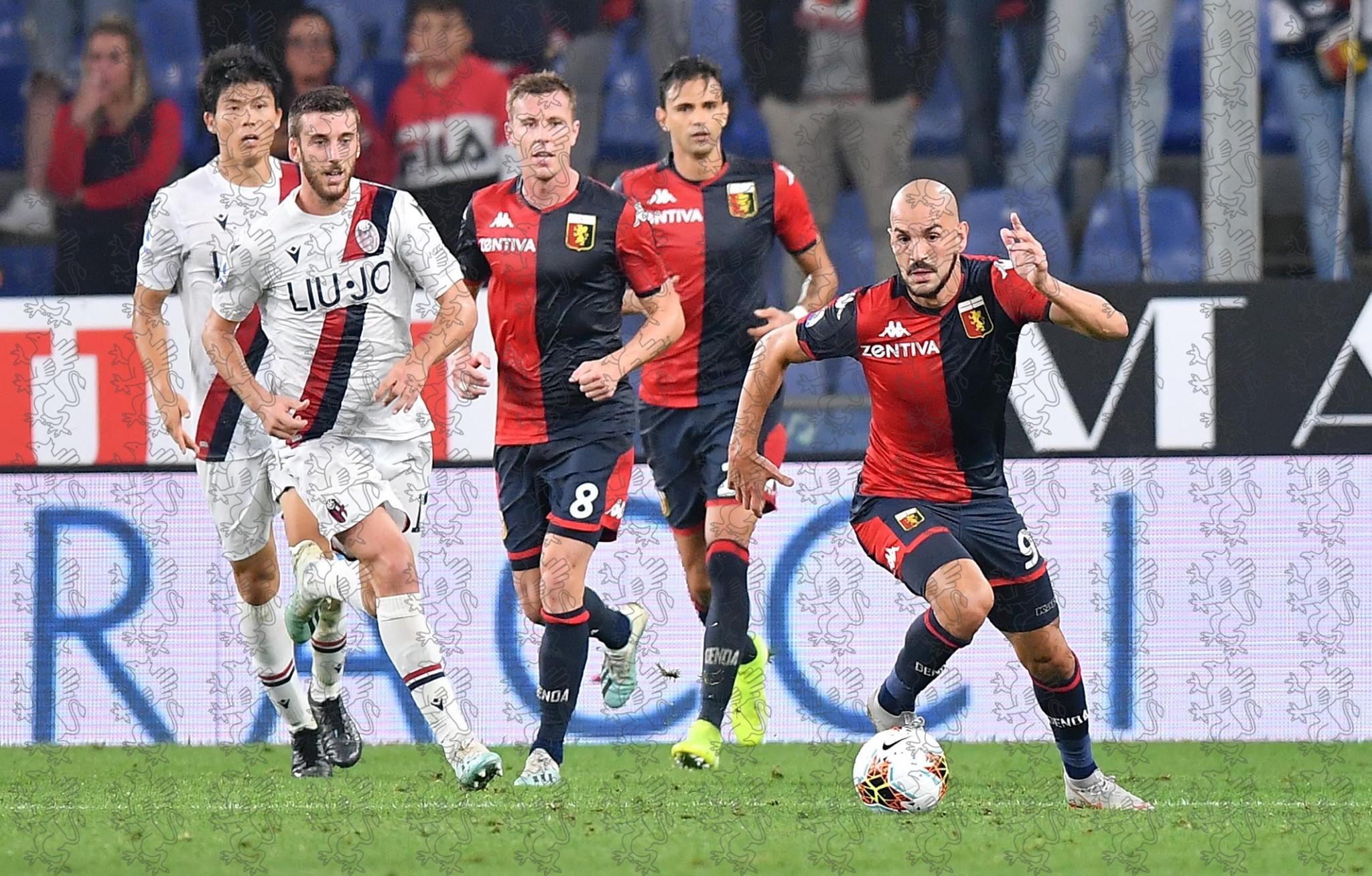 Saponara Genoa-Bologna