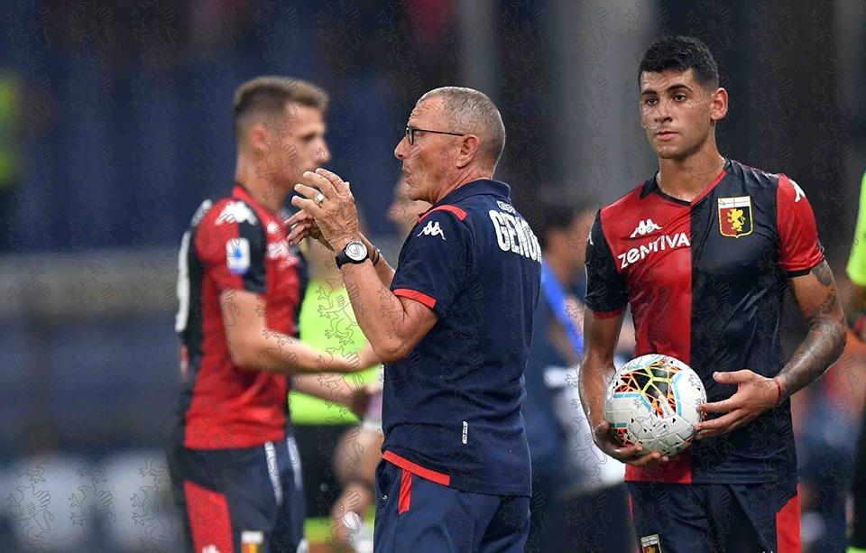 Andreazzoli Romero Genoa