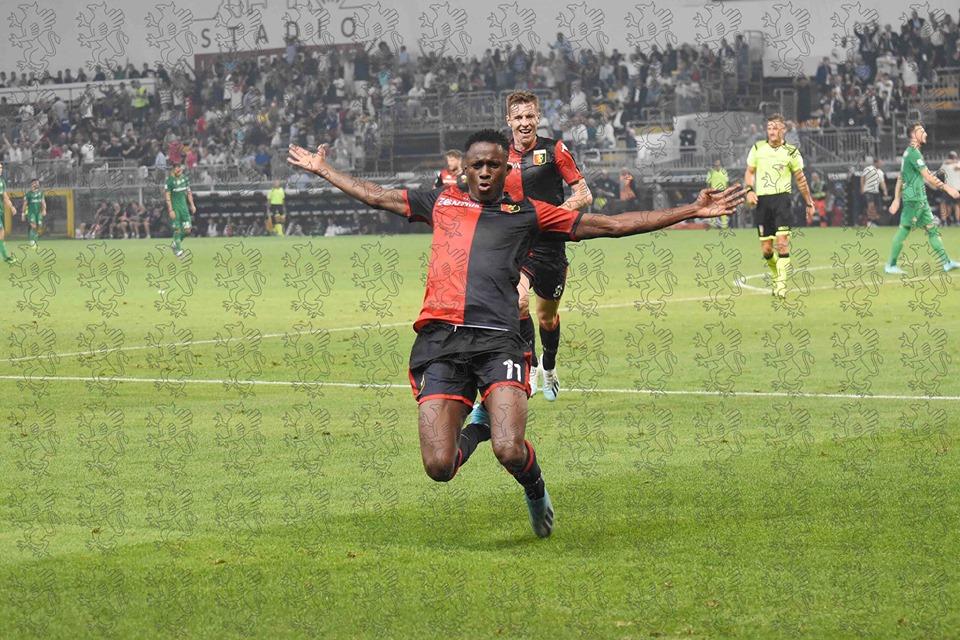 Kouamé Genoa-Fiorentina