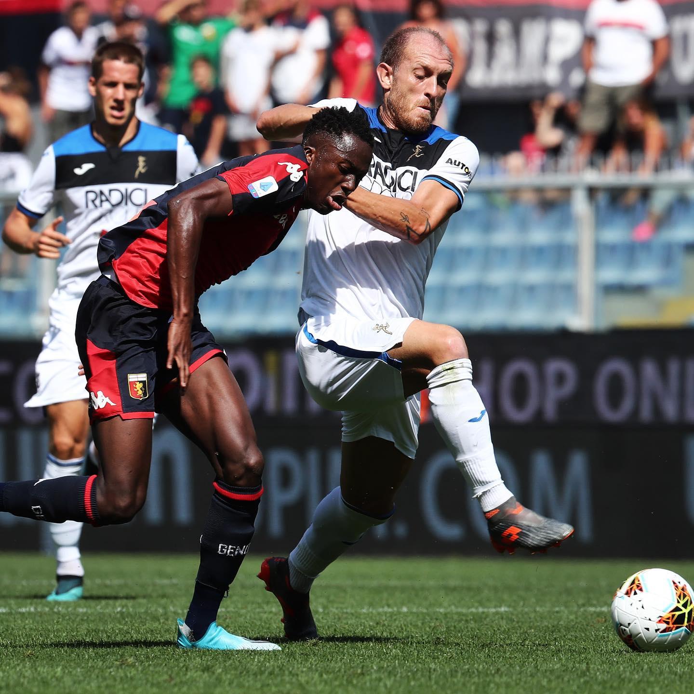 Masiello Kouamé Genoa