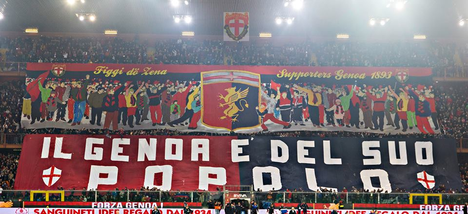 Calendario Genoa.Il No Dei Figgi Do Zena Al Calendario Cara Lega Serie A