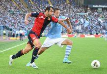 Pandev Genoa Lazio-Genoa