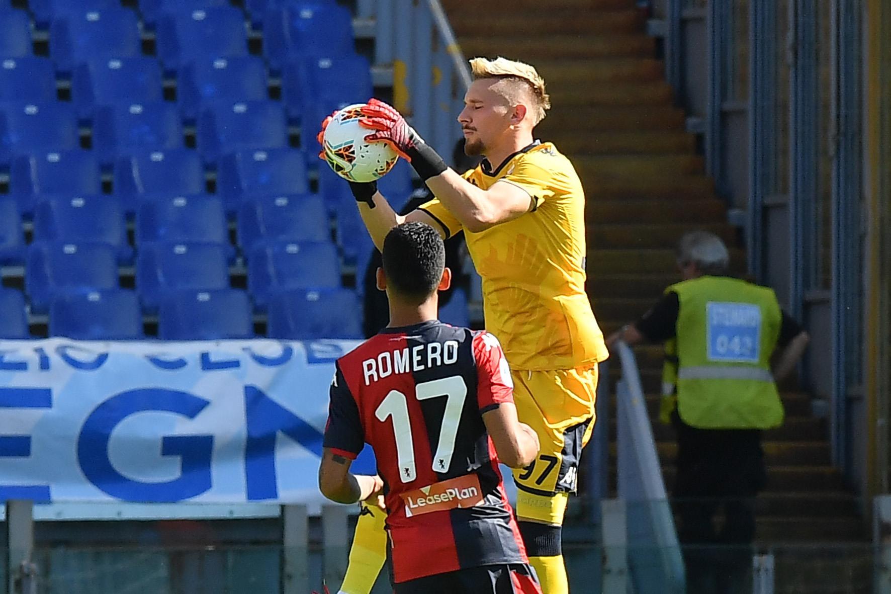 Radu Romero Genoa
