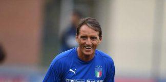 Mancini Italia Nazionale