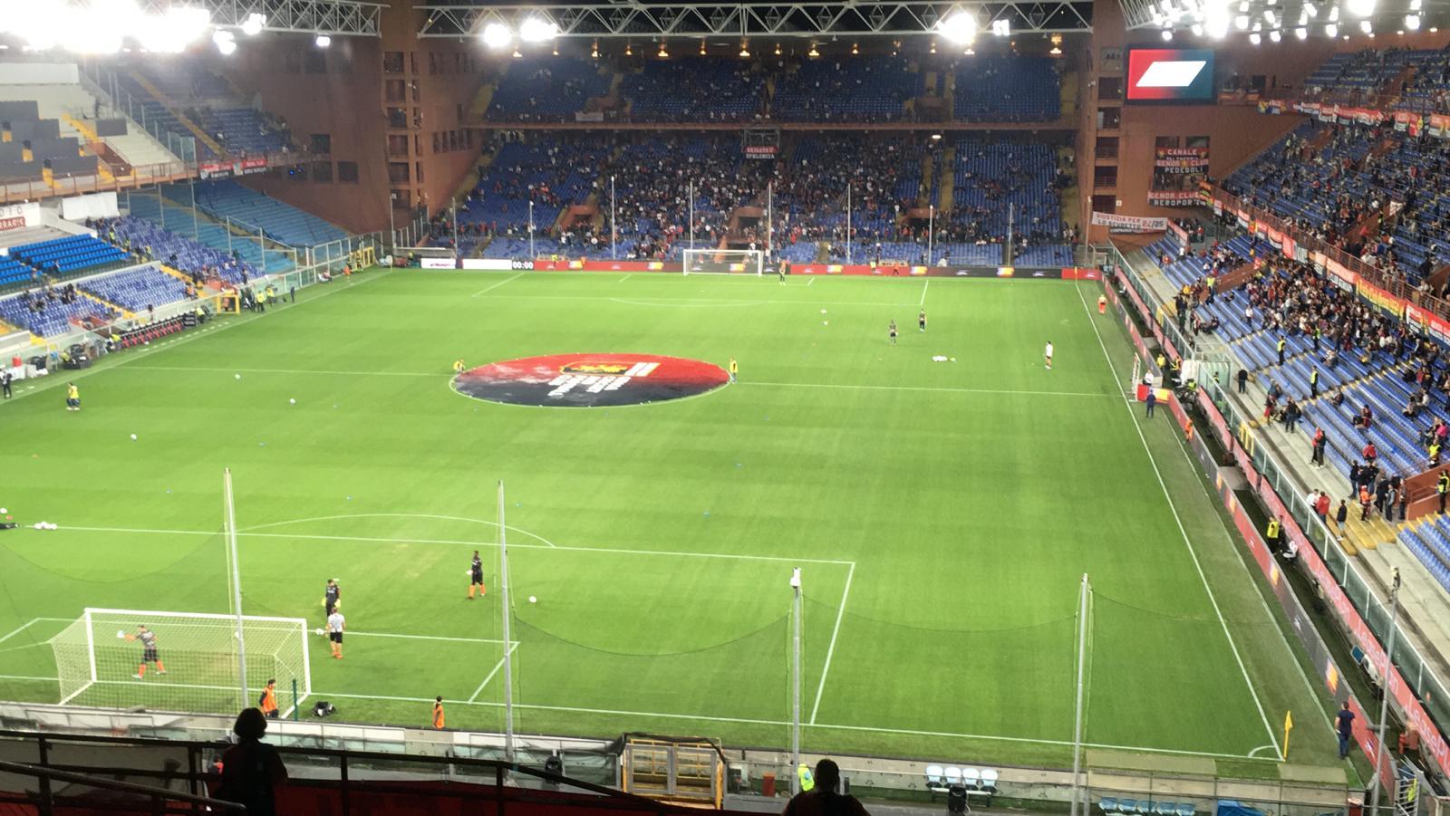 Genoa Genoa-Bologna Ferraris