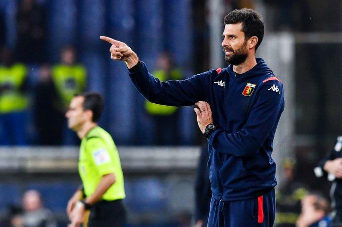 Thiago Motta Genoa