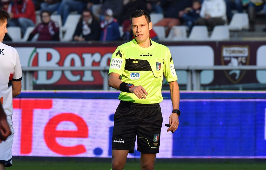 Mariani arbitrerà Genoa-Parma - PianetaGenoa1893