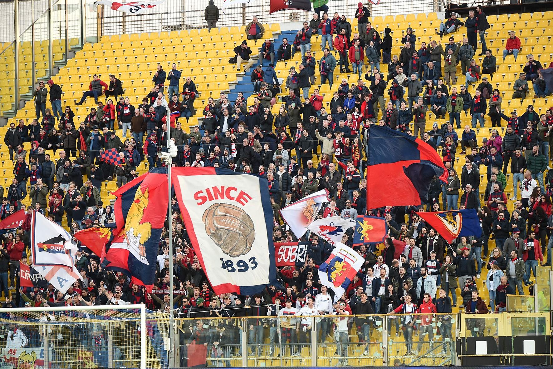 Parma, infortunio per Inglese: le sue condizioni