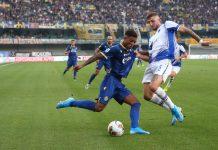 Salcedo Genoa Hellas Verona