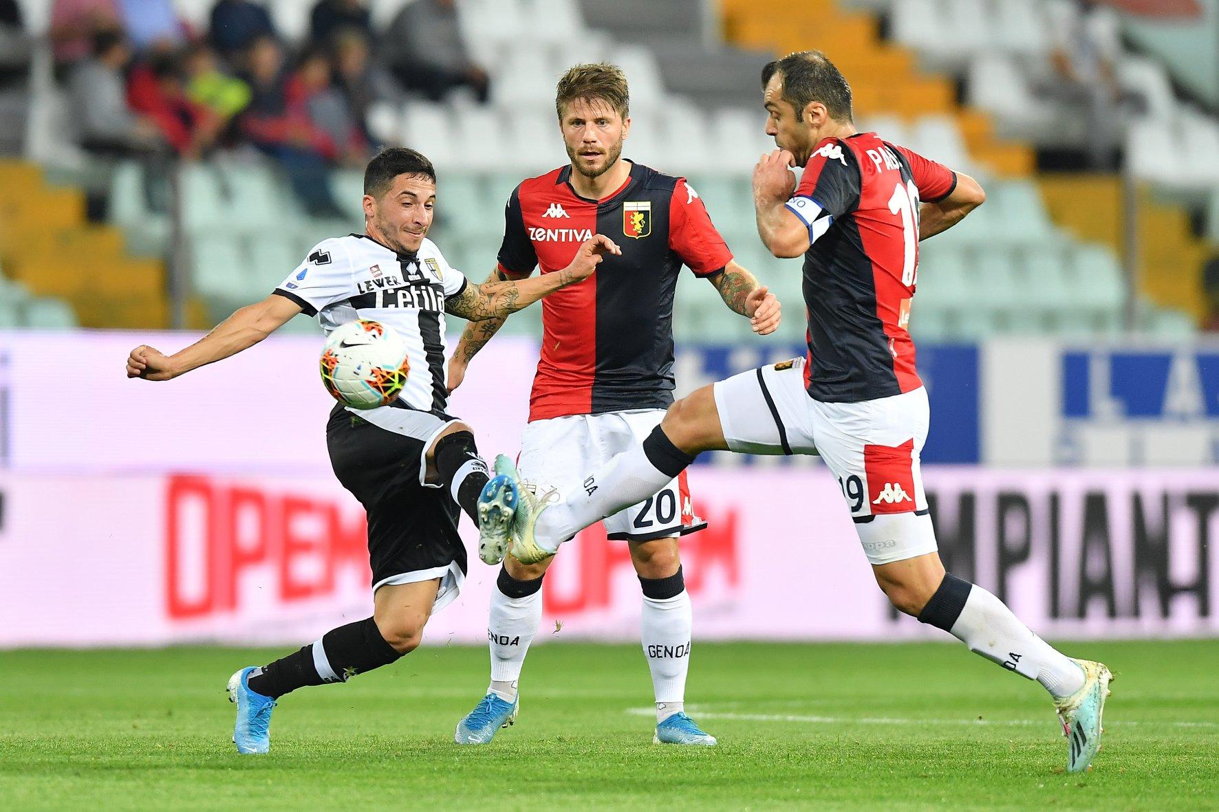 Pandev Schone Genoa