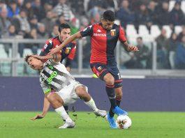 Romero Dybala Genoa