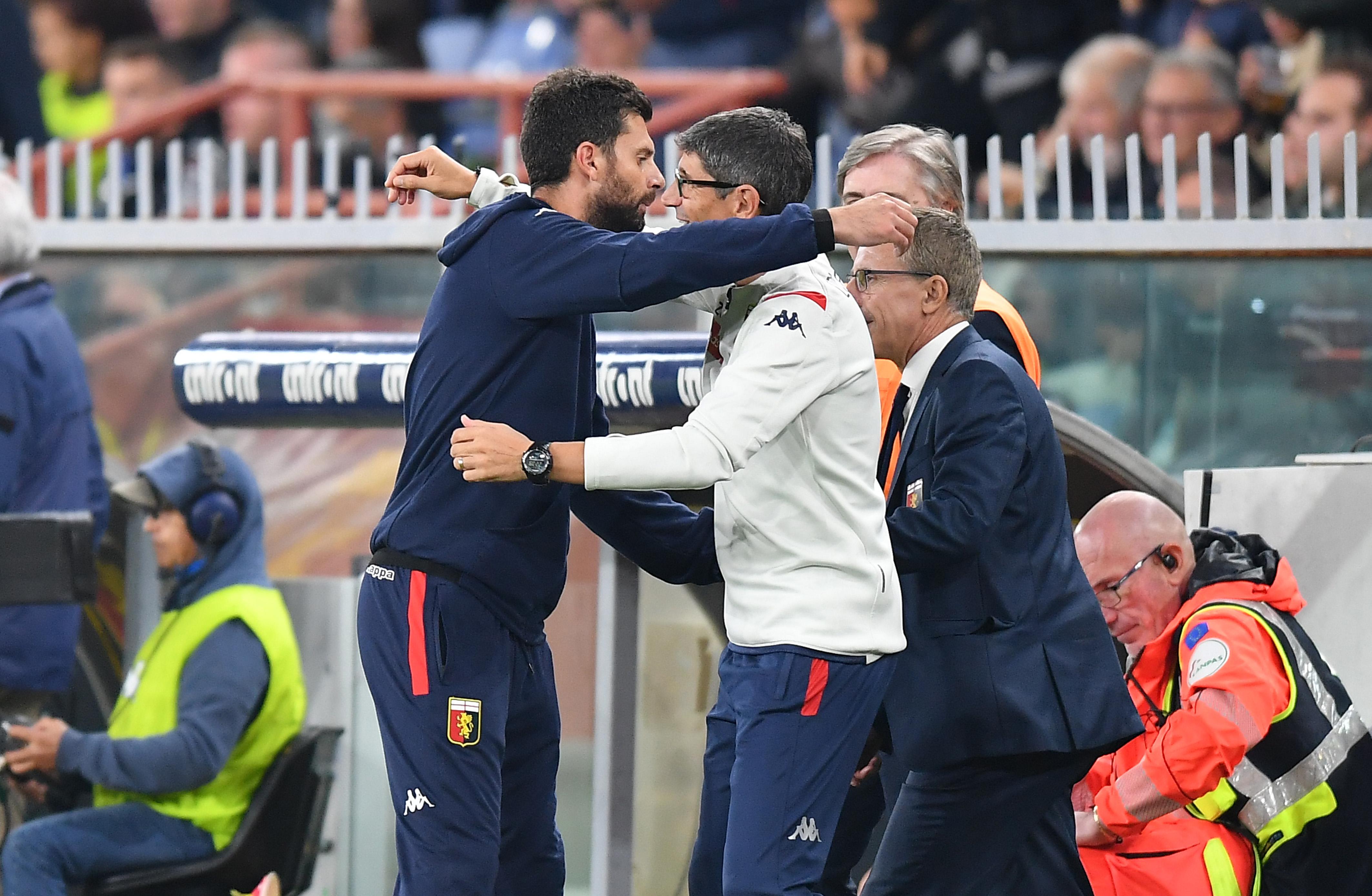 Murgita Thiago Motta Genoa
