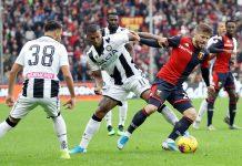Schone Genoa Motta Udinese