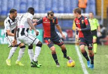 Pandev Ankersen Genoa Udinese