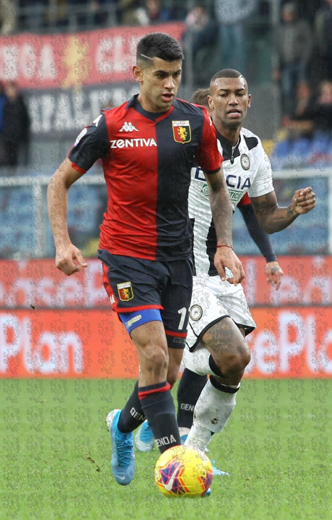 Romero Genoa Udinese