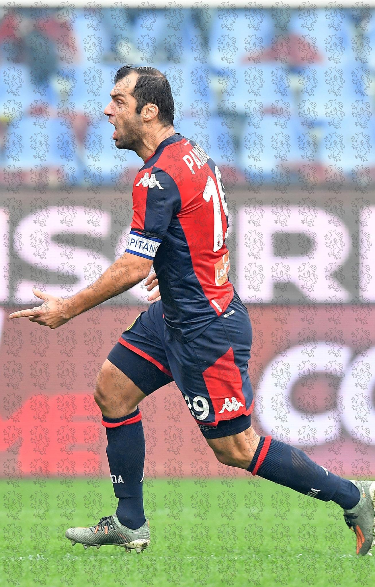 Pandev Genoa Udinese