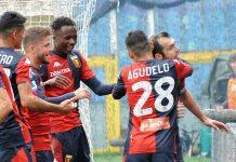 Pandev Agudelo Genoa-Udinese