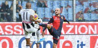 Saponara Genoa Udinese