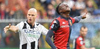 Kouamé Genoa Udinese