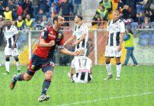 Genoa Udinese Pandev