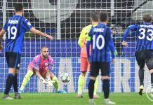 Manchester City-Atalanta