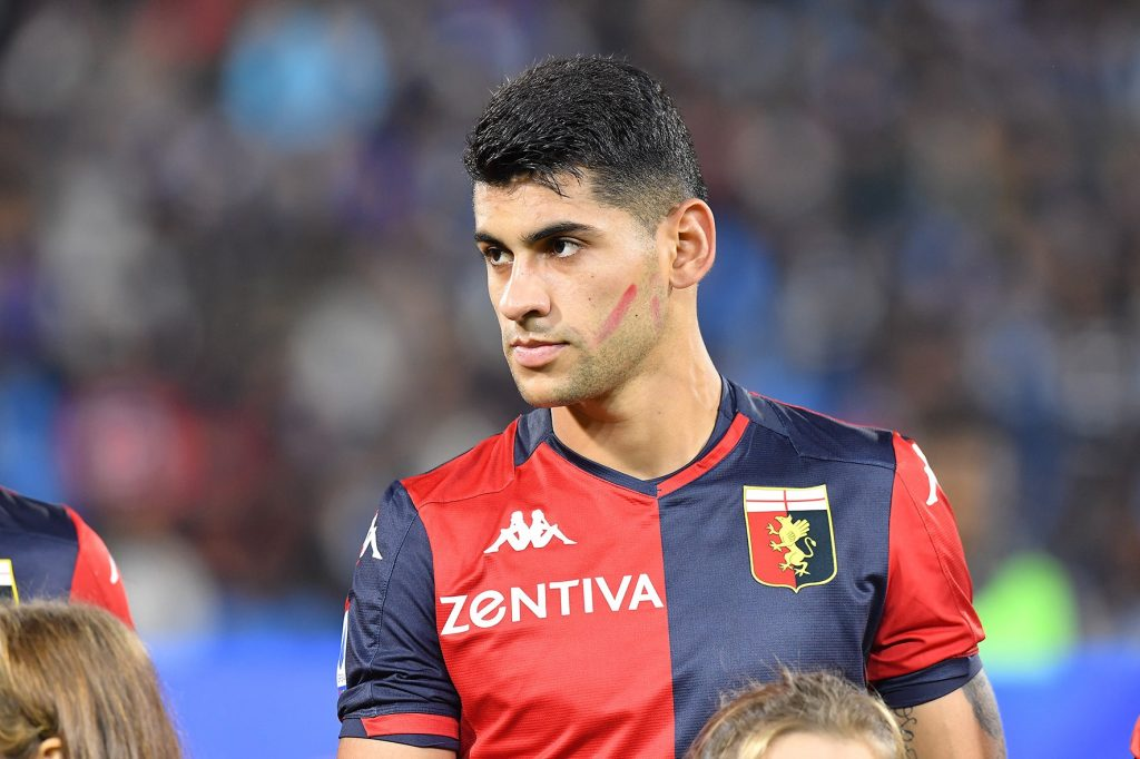 Romero Genoa