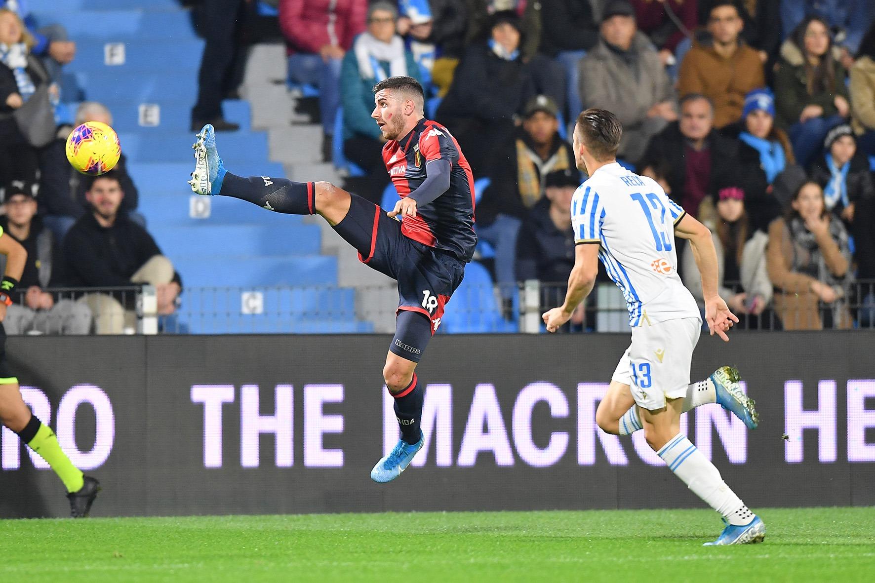 Genoa-Sampdoria 0-1, Gabbiadini entra e decide il derby a 5' dalla fine