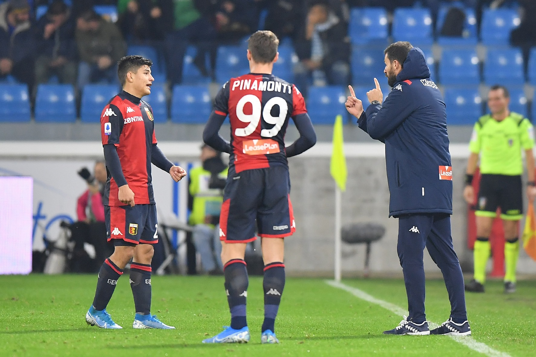 Genoa-Torino, Mazzarri: