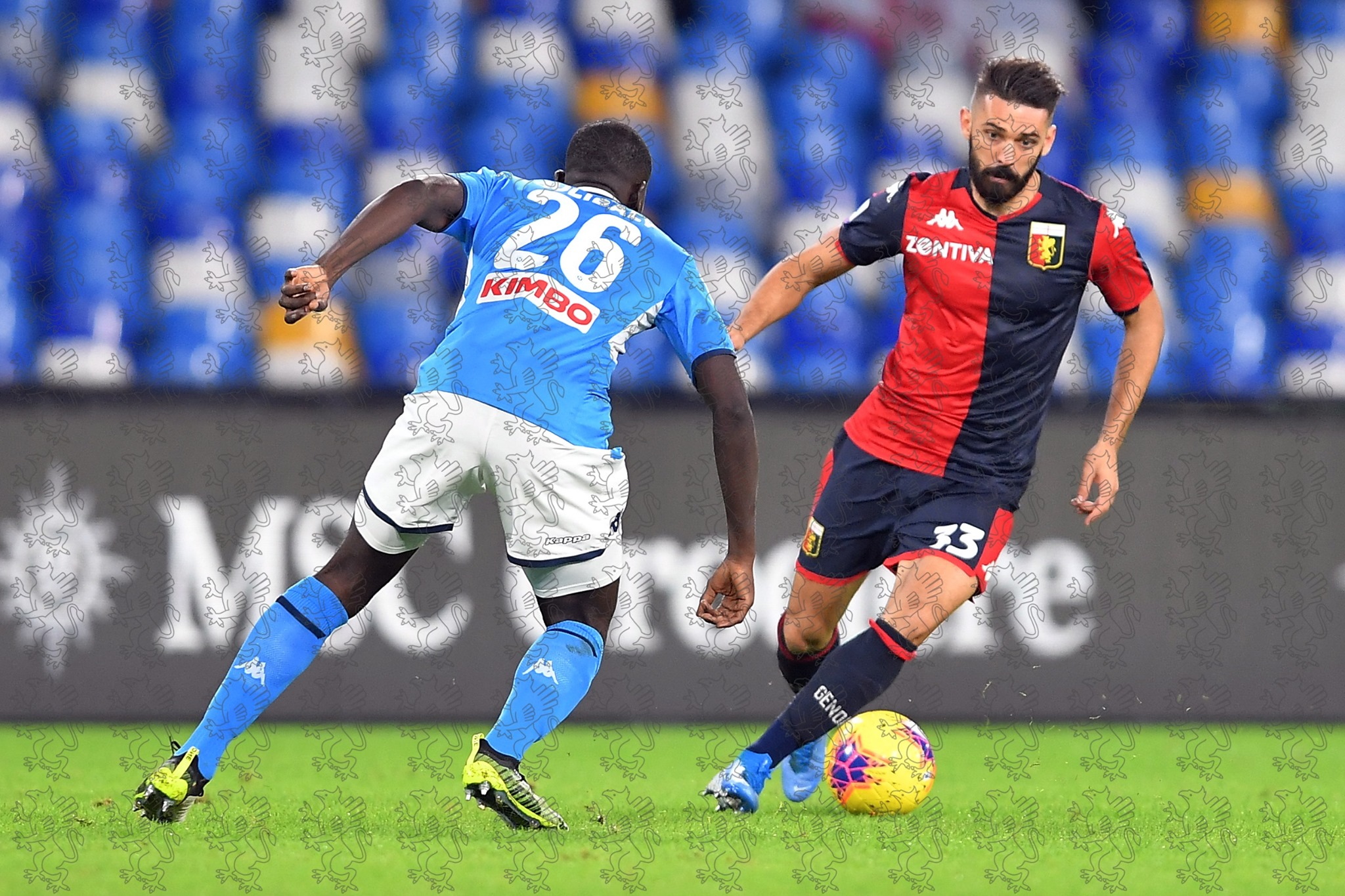 Pajac Genoa