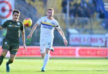 Parma-Brescia Kulusevski