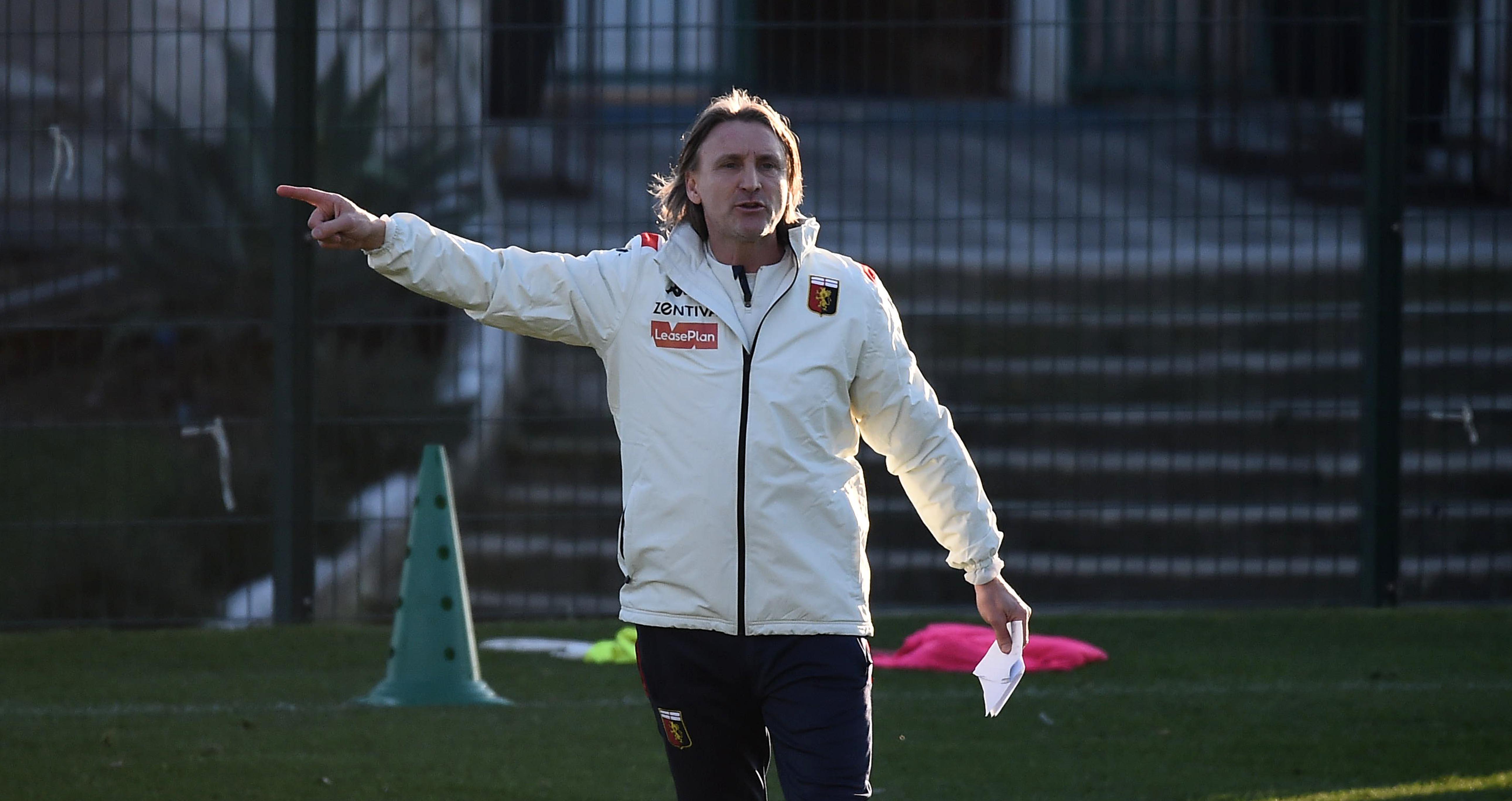 Nicola Genoa