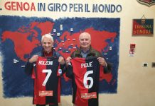 Bolzoni Piqué Genoa