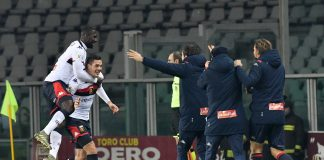 Nicola Favilli Genoa