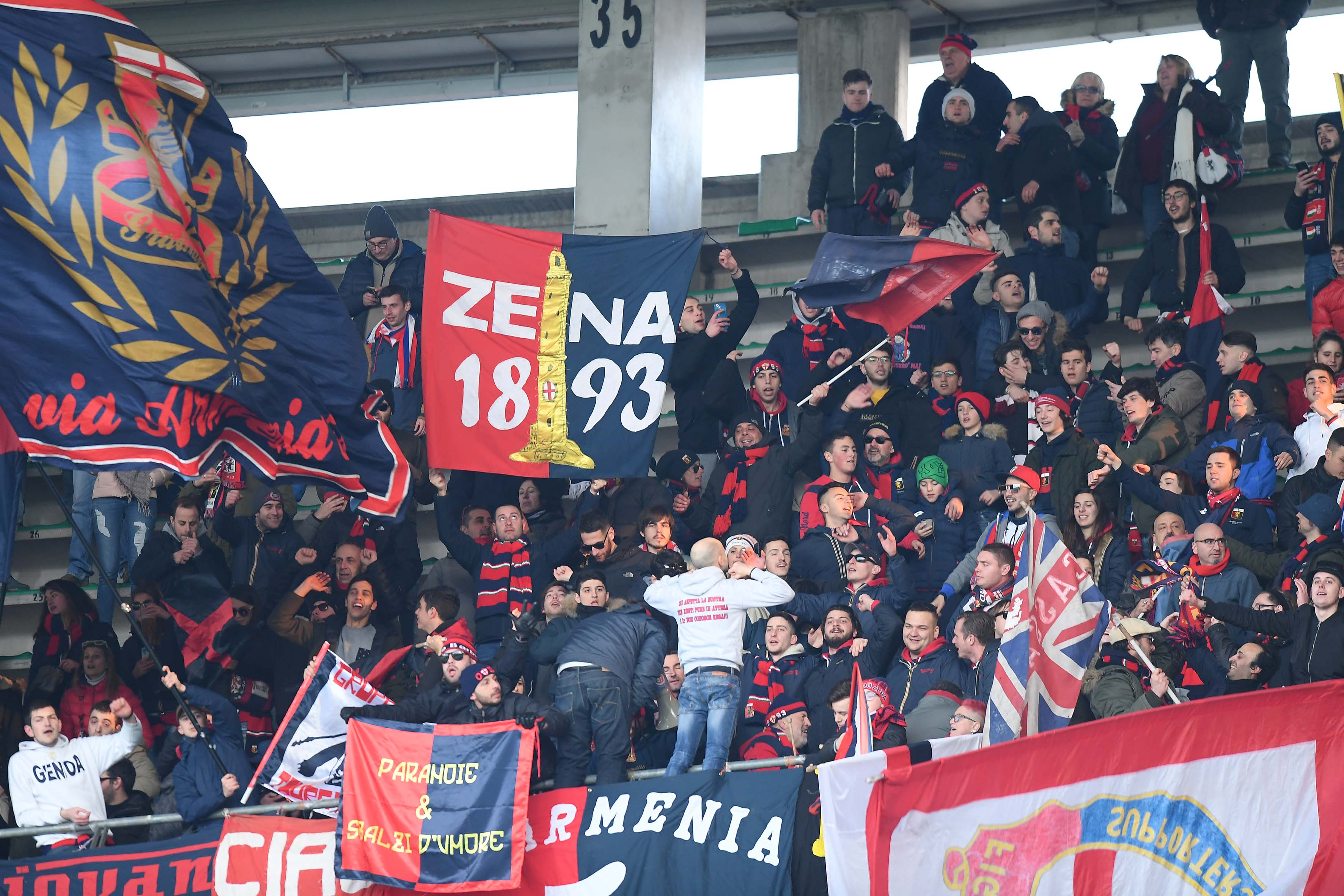 Verona Genoa