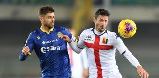 Cassata Hellas Verona-Genoa Veloso