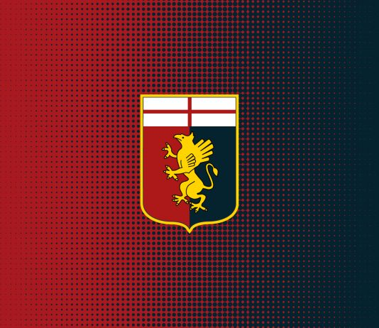 Logo Genoa Cagia FIGC Grifone