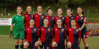 Viareggio Women's Cup Genoa