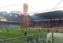Gradinata Nord Genoa