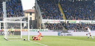 Criscito Genoa rigore Atalanta
