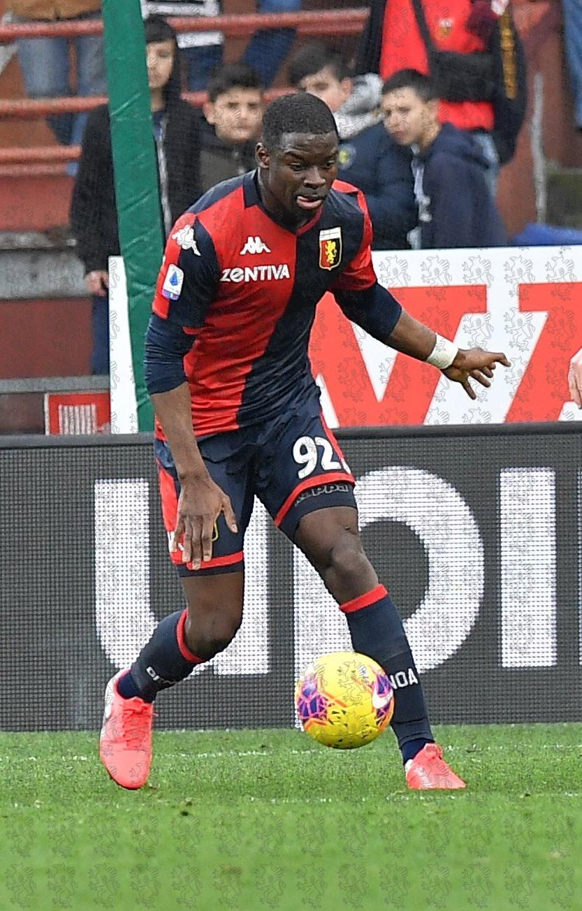 Soumaoro Genoa